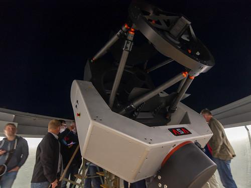 1.0m Reflector, VEGA Observatory, Salzburg