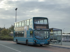 Arriva North West 4466 MX61 AXG, Green Oaks, Widnes (sambuses) Tags: arrivanorthwest 4466 mx61axg