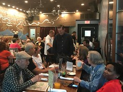 """Arlington Democrats breakfast • <a style=""""font-size:0.8em;"""" href=""""http://www.flickr.com/photos/117301827@N08/44681992291/"""" target=""""_blank"""">View on Flickr</a>"""