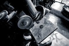 Microscope (Podsville) Tags: eatonrapids michigan millerfarm september autumn fall microscope