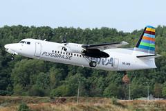 SE-LEB F50 BRA BRAATHENS REGIONAL AIRLINES (QFA744) Tags: seleb f50 bra braathens regional airlines