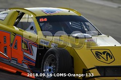 LOMS-Orange-133 (PacificFreelanceMotorsports) Tags: loms speedway racing modifieds lucasoil