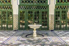 2018-4704 (storvandre) Tags: morocco marocco africa trip storvandre marrakech historic history casbah ksar bahia kasbah palace mosaic art