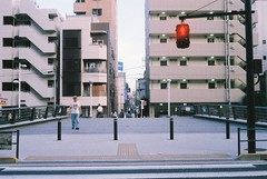 F1210037 (everydayepisodes) Tags: film tokyo japan street streetview canon ql17 fuji superia 400 fujisuperia400 canonql17