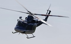 Czech Police - Bell 412EP @ LKMT (stecker.rene) Tags: czechpolice security okbyr bell bell412 412 412ep bell412ep czech republic cz cn36271 police helicopter heli rotorcraft aircraft rotor flying flyingdisplay aerialdisplay exercise airshow nato natodays 2018 sar searchandrescue rescue lkmt mošnov ostrava morava canon eos7d markii tamron 150600mm ceská policie