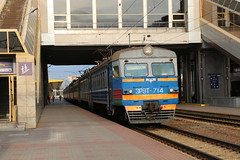 2018-09-14, BC, Minsk (Fototak) Tags: eisenbahn treno train railway bc belarus minsk rvr 714