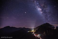 合歡山銀河 (metal68828) Tags: 銀河 合歡山