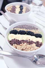 Superfood acai bowl (ella.o) Tags: acai bowl smoothie eat breakfast dessert