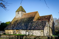 St_Martins_Westmeston-6 (dandridgebrian) Tags: sussex westmeston church sussexchurch southdowns