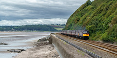 The seaside Crompton (Mark Gowing) Tags: 33029 33207 class33 stishmaels themarchingcrompton westcoastrailways train locomotive