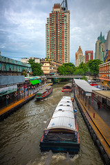 Canals system of Bangkok, Thailand (CamelKW) Tags: thailand2018 canalssystem bangkok thailand bangkokmetropolitanregion th