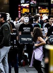 Anonymous, Camden, London (IFM Photographic) Tags: img4978a canon 600d sigma70200mmf28exdgoshsm sigma70200mm sigma 70200mm f28 ex dg os hsm london londonboroughofcamden camden camdentown anonymous anonymousforthevoiceless animalactivists cubeoftruth wwwcubeoftruthcom guyfawkes vforvendetta protest demonstration truth