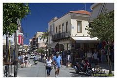 Halidon street. (Dr_Babis) Tags: nikon d610 fx nikkor50mm chania crete greece harbour port summer