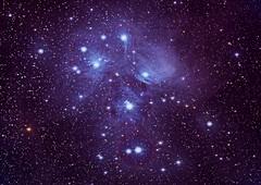 M45, the Pleiades nebulosity (Trois_Merlettes) Tags: m45 pleides pléiades opencluster amasouvert astrometrydotnet:id=nova2777862 astrometrydotnet:status=solved
