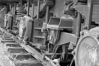 Bogie Diesel-electric locomotive / Bogie Locomotive CC 65500 « 65506 » SNCF
