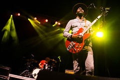 Gary Clark Jr. and opener Think No Think at Surly Festival Field - Minneapolis MN (Darin Kamnetz) Tags: garyclarkjr thinknothink surly surlybrewing