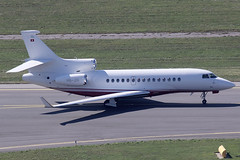 Rabbit Air AG Dassault Falcon 7X HB-JGI (c/n 067) (Manfred Saitz) Tags: vienna airport schwechat vie loww flughafen wien rabbit air dassault falcon 7x fa7x hbjgi hbreg