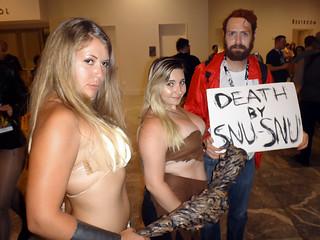 Death by Snu-Snu