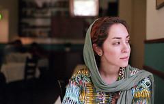 Cofeysheh (nima.mojiz) Tags: analogphotography film filmphotography filmisnotdead nikonf100 nikon agfa400 tehran iran streetphotograohy street portrait