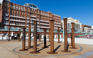 West Pier Sculpture