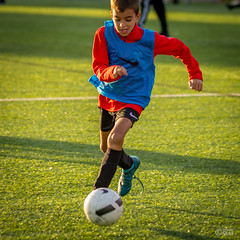 20180913 Milo fotbollsträning - 13 september 2018 - 05 (OskarB_65) Tags: barn children football fotboll humans laughter människor portait porträtt skratt smile sommar stockholm training solnakommun stockholmslän sverige se