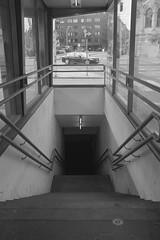 (manfred majer) Tags: fujifilm urban underground vienna light lines