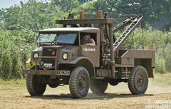 Chevrolet CMP wrecker (Peeteekayy) Tags: capel vehicle armour livinghistory military capelmilitaryvehicleshow