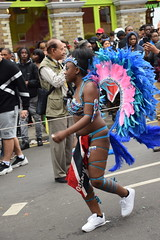 DSC_8171 (photographer695) Tags: notting hill caribbean carnival london exotic colourful costume girls dancing showgirl performers aug 27 2018 stunning ladies