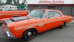 1965 Plymouth Sport Fury V8 (D70) Tags: 1965 plymouth sport fury v8 langleygoodtimescruisein 2018 aldergrove britishcolumbia canada