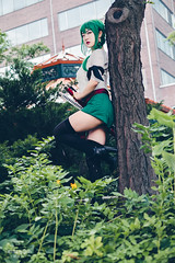Roronoa Zoro (ロロノア・ゾロ) (btsephoto) Tags: cosplay costume play コスプレ anime fuji fujifilm xt2 portrait otakuthon convention montreal quebec palais des congrès de montréal québec flashpoint ttl pocket flash evolv 200 r2 godox a200 roronoa zoro ロロノア ゾロ ロロノア・ゾロ one piece ワンピース pirate hunter fujinon xf 35mm f14 r lens