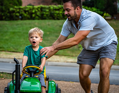 Moses Tractor Pull-5 (mmulliniks) Tags: sony a73 a7iii alpha 24105mm zoom sigma metabones portrait kids tractor faces sky bokeh bug insect macro lifestyle father son daddy nephew family