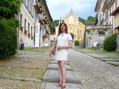 Orta San Giulio - Via Caire Albertoletti (Alessia Cross) Tags: crossdresser tgirl transgender transvestite travestito