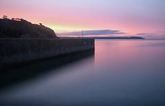 Charlestown Sunrise (craigdwilkinson) Tags: charlestown cornwall sunrise harbour sea seascape