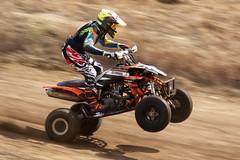 Quad (Alan McIntosh Photography) Tags: quad bike motorsport motorcycle action sport
