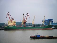 MV Cape Hudson (hugh llewelyn) Tags: yangtzeriver mvcapehudson
