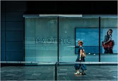 Second Glance (SteveDilks) Tags: street barcelona