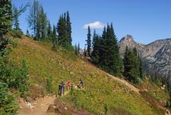 Hiking the Maple Pass Loop (riversandcreeks) Tags: maplepassloop inventoriedroadlessarea roadlessarea roadless hiking northcascades northcascadesscenichighwaycorridor
