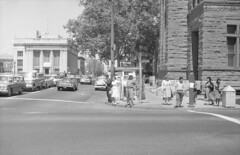 Sacramento (jericl cat) Tags: sacramento vintage photo photograph history old post office k 7th streets corner intersection