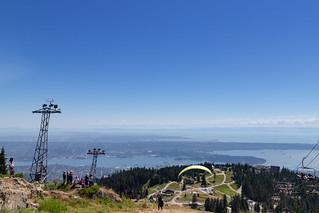 Grouse Mountain Vancouver Canada