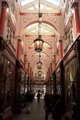 London 8 (Lennart Arendes) Tags: canon ae1 analog 35mm kodak portra 160 london buldings architecture bond street shopping lamps interior mayfair