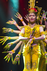 DAG_8711r (crobart) Tags: thousand hand bodhisattva eyes yate dance acrobatic team chinese china canadian national exhibition cne 2018 toronto