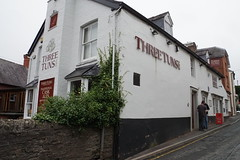 Three Tuns, Bishop's Castle (Bill Boaden) Tags: bishopscastle shropshire gbg2018 pub