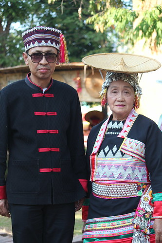 Chiang Rai, Tai Ya couple