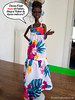 Atelier Alegra (alegras dolls) Tags: ooakfashion fashiondoll 16scale barbie alvinailey