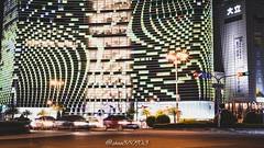 #高雄 #大立精品 #車軌 Nikon D5300 Yongnuo 35mm F2.0 F/11 35mm 6s ISO-100 (st.ali02206) Tags: 車軌 大立精品 高雄 nikon d5300 yongnuo