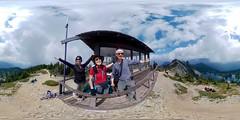 Tolmie Peak Lookout (YazObara) Tags: sok equirectangular