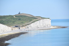 Seven Sisters and Birling Gap (PLawston) Tags: uk england britain east sussex south downs national park seven sisters country belle tout lighthouse beachy head chalk cliffs birling gap