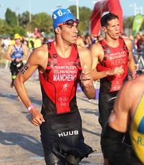 Campeonato España triatlón Élite Olímpico Team Clavería 14