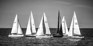 sail boat meeting