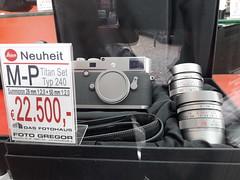 Schnäppchen Leica M-P (rainer.marx) Tags: leica köln cologne analog messsucher rangefinder kamera camera